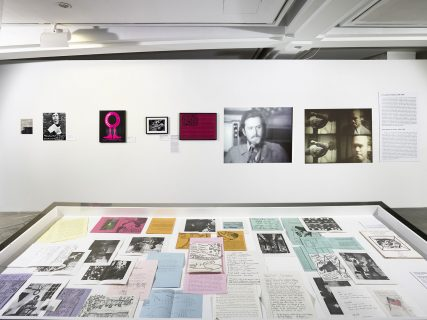 "Vues de l'exposition ""Inventing Dance: In and Around Judson, New York 1959 – 1970"","