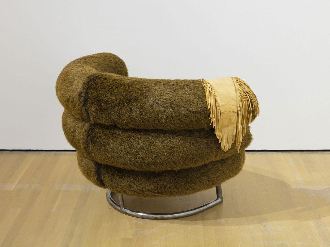 Liz Magor. Banff Chair