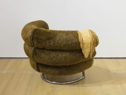 Liz Magor. Banff Chair