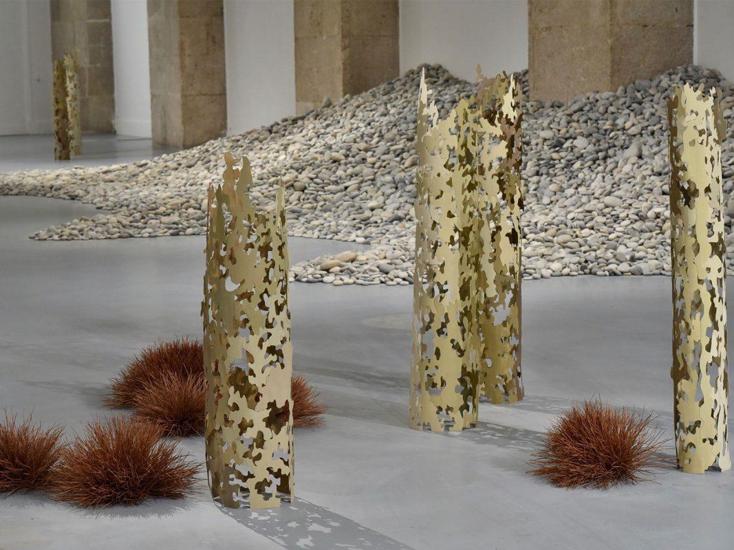 Vue de l'exposition « Dominique Ghesquière »