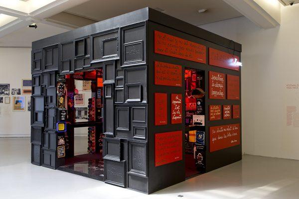 Ben, Cambra de Ben Le Musée de Ben, 1990 – 1999, © Adagp, Paris, 2020