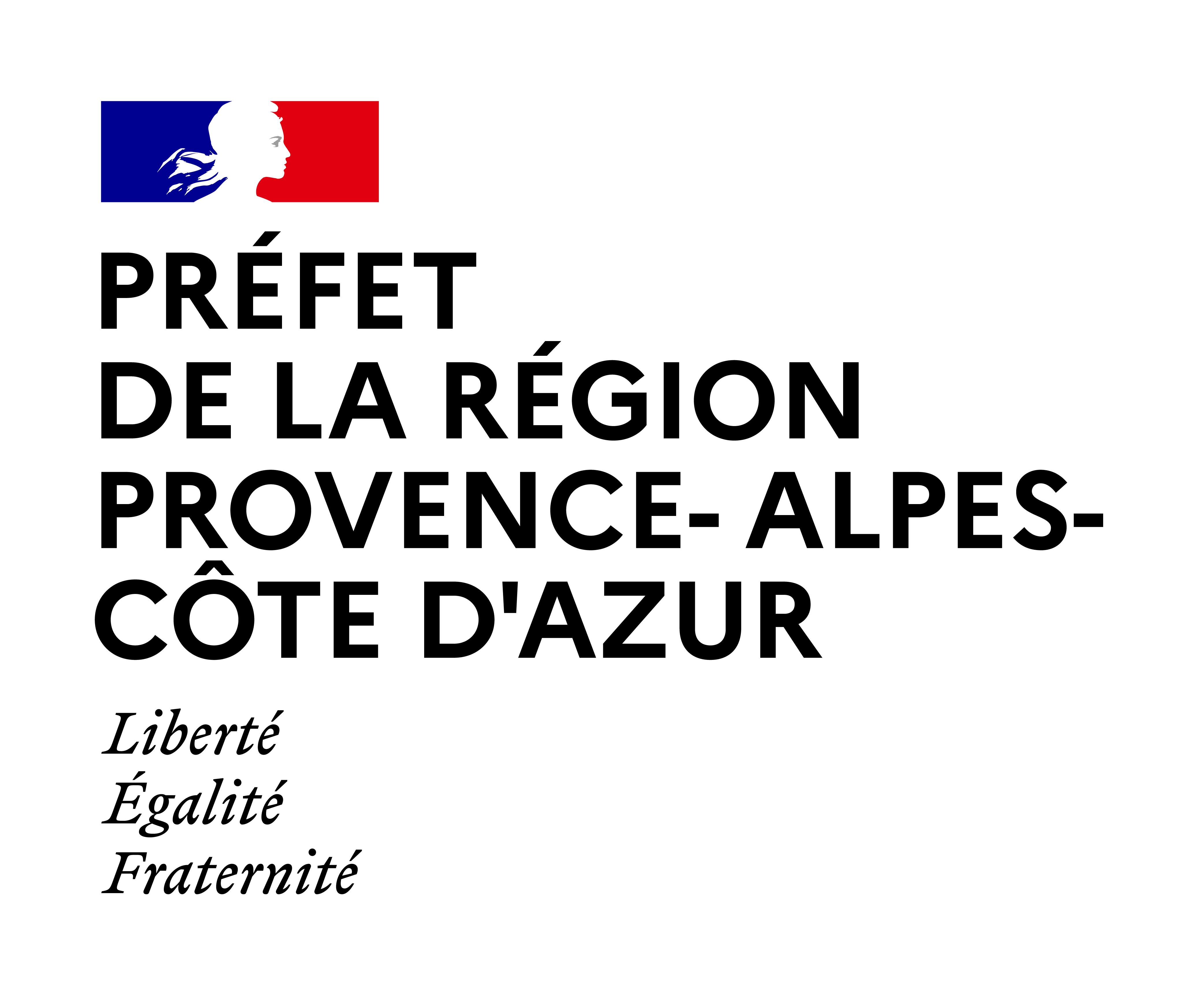 Logo Prefet Région PACA