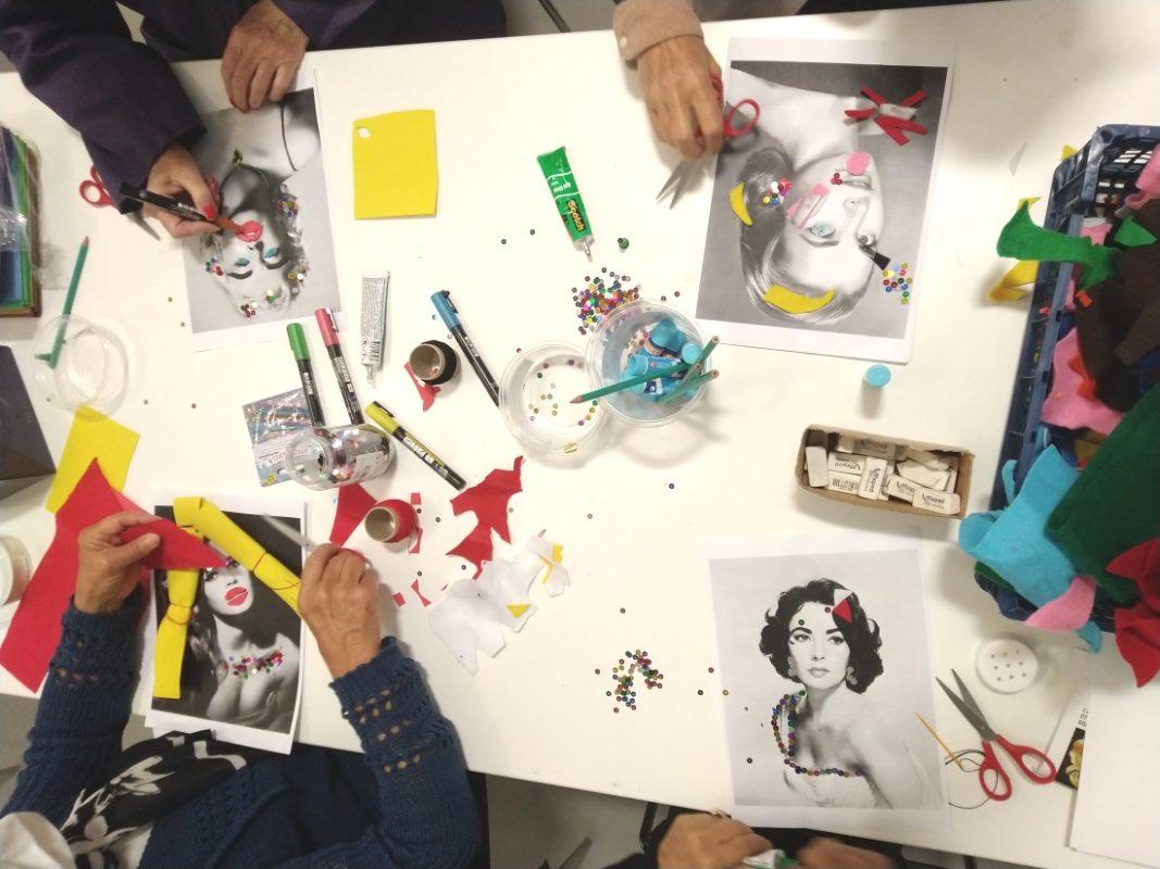 Atelier Seniors Amazones Octobre 2020