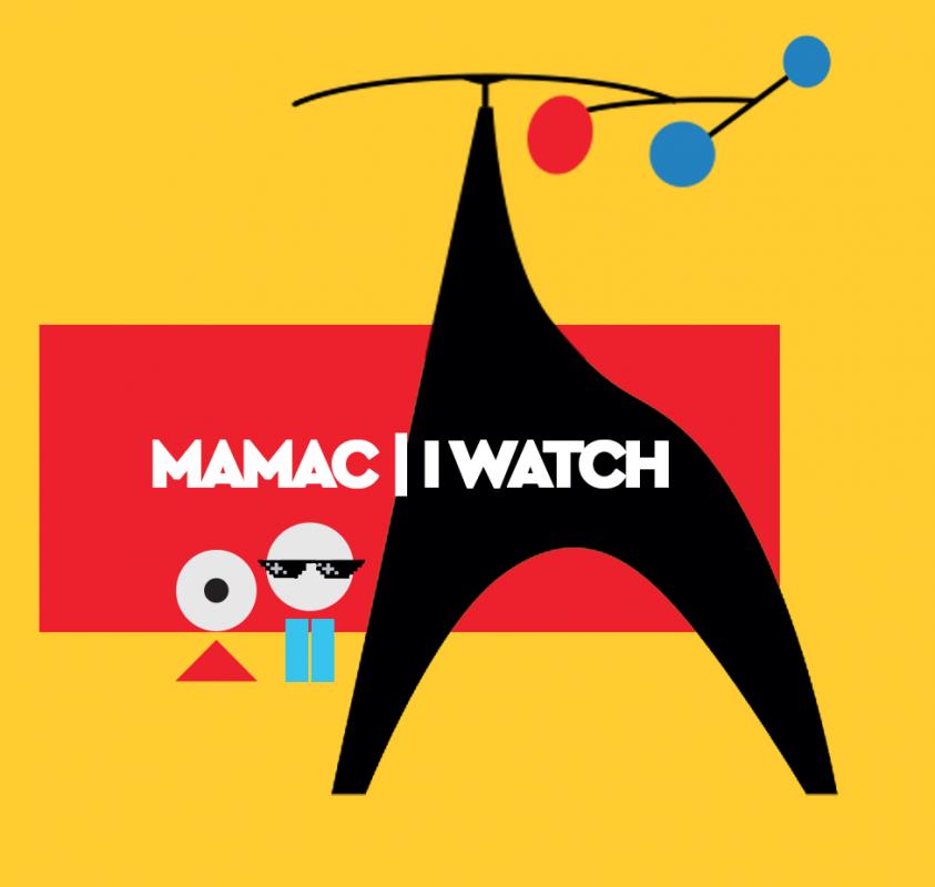MAMAC | I WATCH : interactif content