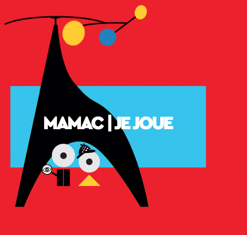 MAMAC   JE JOUE : contenu interactif