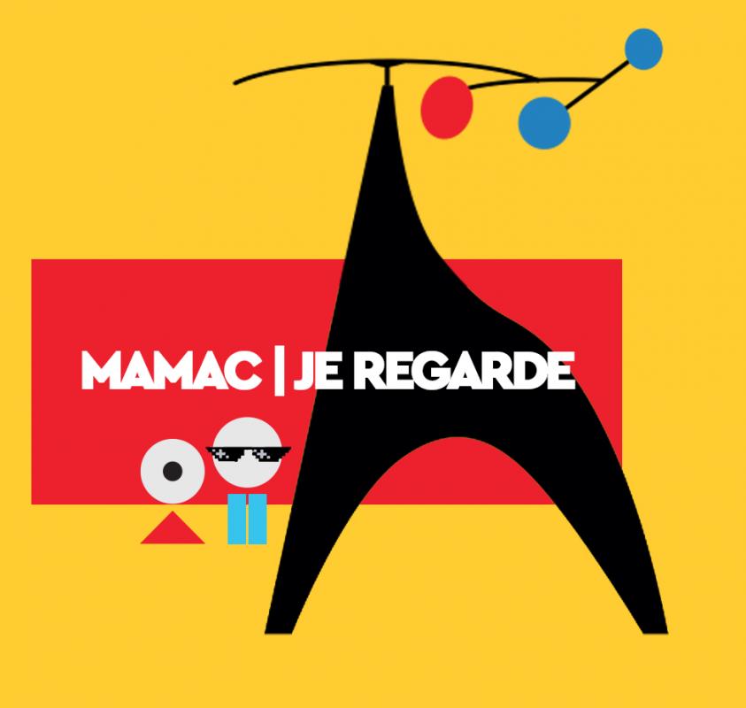 MAMAC   JE REGARDE : contenu interactif