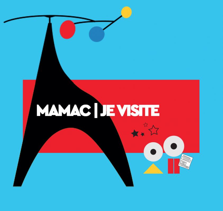 MAMAC | JE VISITE : contenu interactif