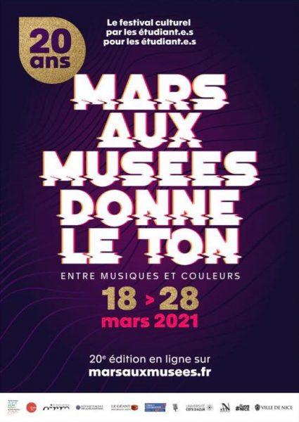 mars aux musées 2021